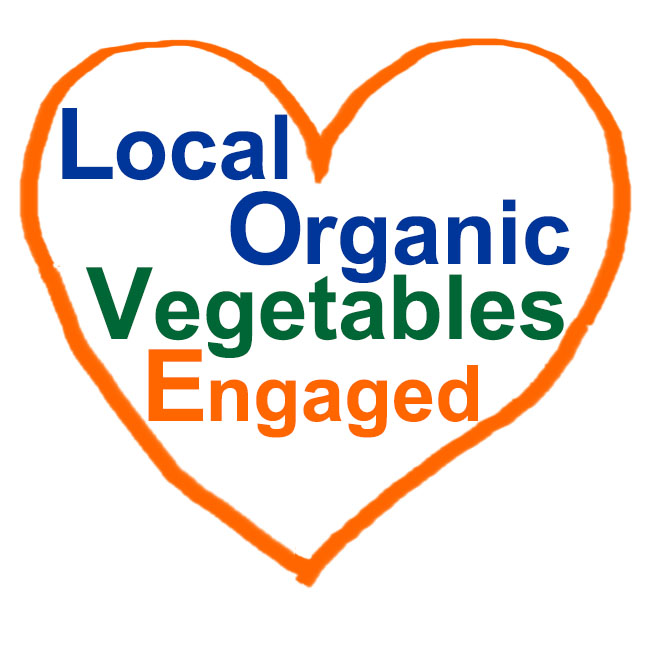 LOVE: Local Organic Vegetables and Engaged