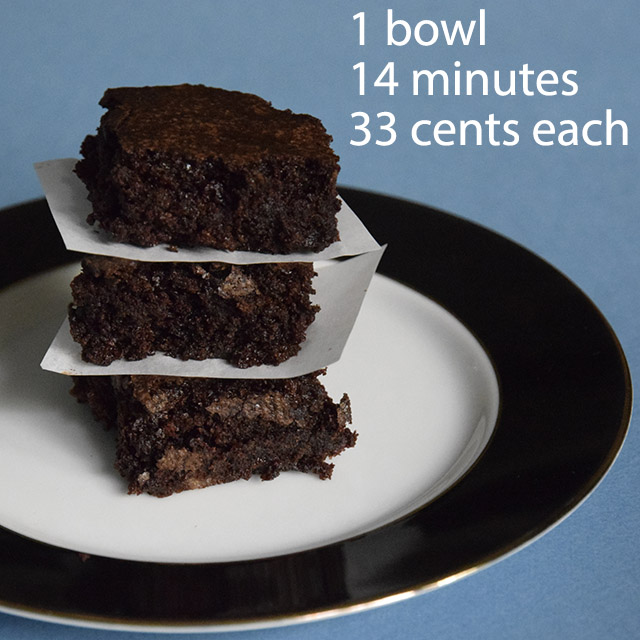 best vegan brownies with price