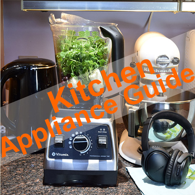 New Kitchen Appliance Guide